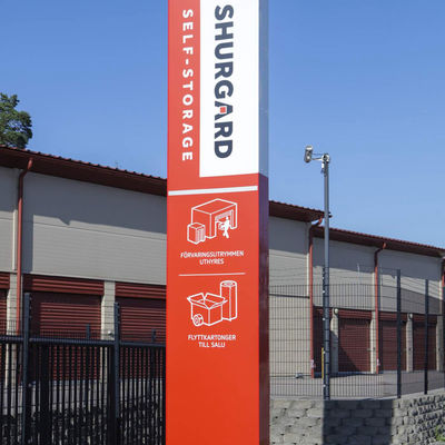 Shurgard Self-Storage Akersberga - 12.12.19
