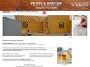 PB Byg & Montage ApS - 21.11.13