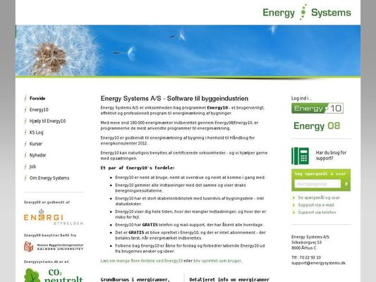 Energy Systems A/S - 23.11.13