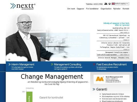 Nextt Management - 23.11.13