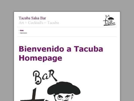 Tacuba - 11.03.13
