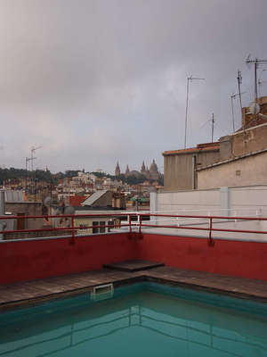 Residencia Melon District Poble Sec - 11.10.12