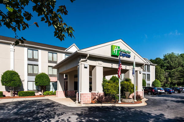 Holiday Inn Express & Suites Charlotte Arpt-Belmont - 28.03.20