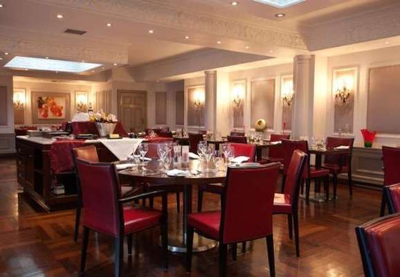 The Grill Room at Down Hall Hotel - 18.03.13