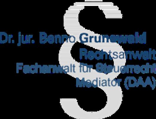 Dr. jur. Benno Grunewald - 20.10.16