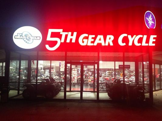 5th Gear Cycle - 15.01.19