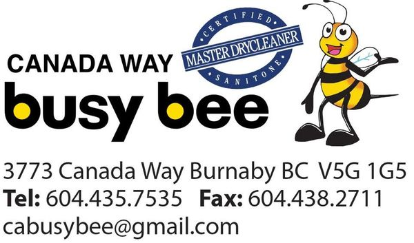 Canada Way Busy Bee - 14.02.19