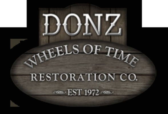 Donz' Wheels Of Time Restoration - 01.10.19