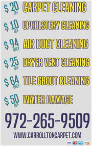 Carrollton Carpet Cleaning - 17.03.19