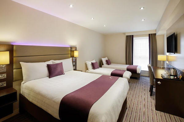 Premier Inn Chichester South (Gate Leisure Park) hotel - 05.08.19