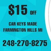 Car Keys Made Farmington Hills MI - 16.04.19