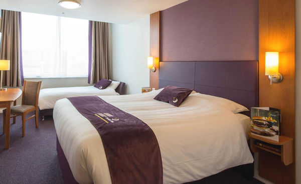 Premier Inn Durham City Centre hotel - 14.10.19