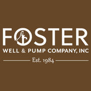 Foster Well & Pump Co Inc - 18.04.19