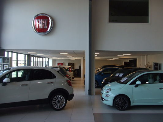 Citroën Fiat en DS Dealer Ruesink - 17.11.18