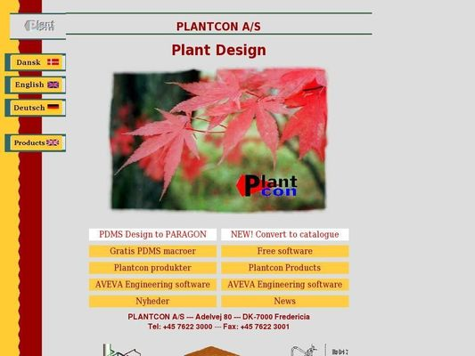 Plantcon A/S Cadcentre Partner - 23.11.13