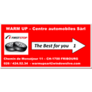 WARM UP Centre automobiles Emery P. - 19.07.20