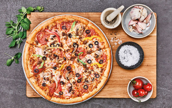 Domino's Pizza - 15.08.19