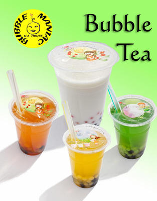 Bubble Maniac Tea House - 04.12.12