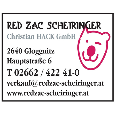Red Zac Scheiringer - Christian HACK GmbH - 06.10.17