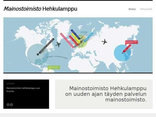 Mainostoimisto Hehkulamppu - 11.03.13
