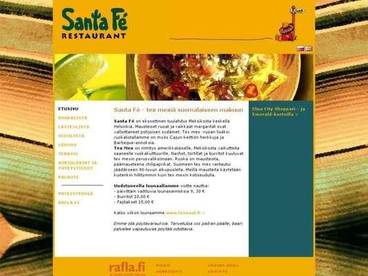Santa Fé - 07.03.13