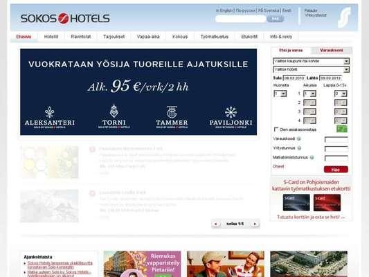 Original Sokos Hotel Vaakuna - 11.03.13