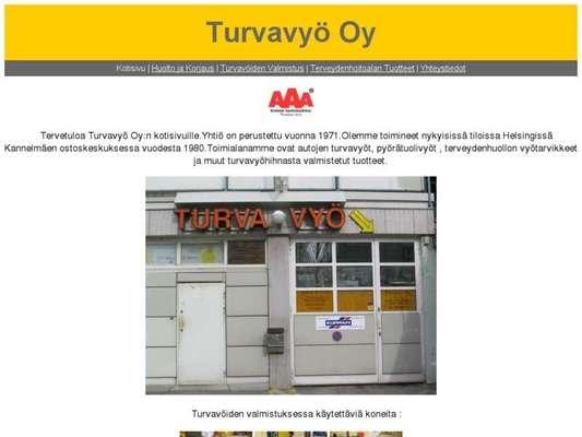 Turvavyö Oy - 11.03.13