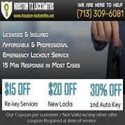 24 HR Locksmith Houston Texas - 16.04.19