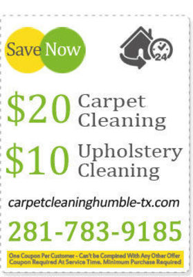 Carpet Cleaning Humble TX - 01.03.15