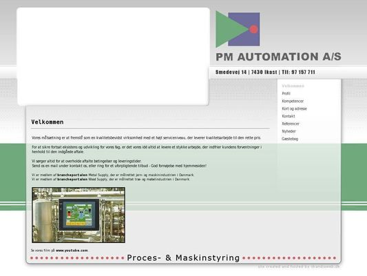 PM Automation A/S - 24.11.13