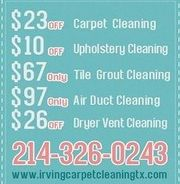 Carpet Cleaning Irving - 24.02.15