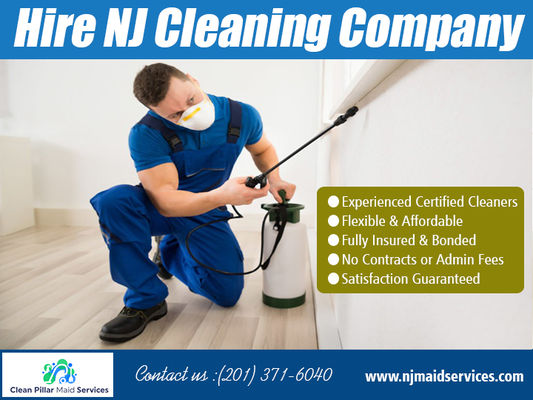 Clean Pillar Maid Services - 04.05.19