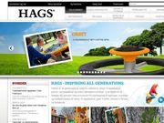 HAGS Legeplads- & Parkudstyr - 24.11.13