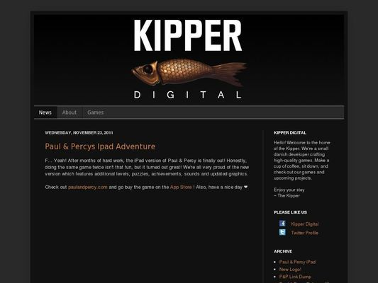 Kipper Digital I/S - 21.11.13