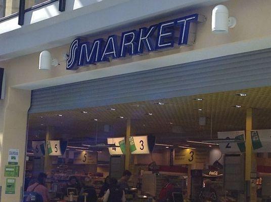 S-market Kouvola - 30.10.15