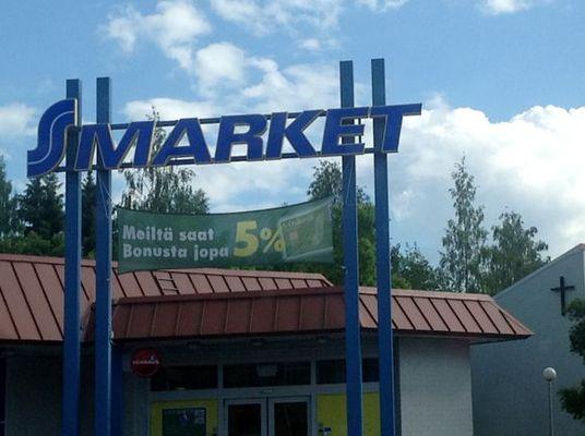 S-market Lehtomäki - 30.10.15