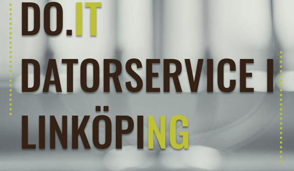DO.IT Datorservice i Linköping - 31.05.18