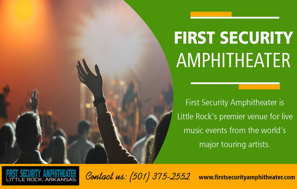 First Security Amphitheater - 17.01.19