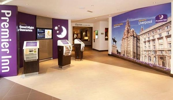 Premier Inn Liverpool City Centre Liverpool One - 11.12.15