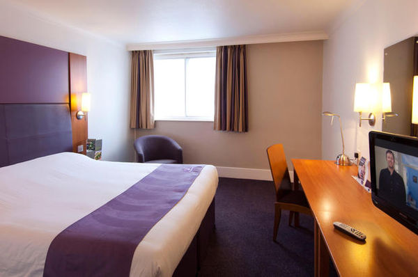 Premier Inn London Hampstead hotel - 20.08.19