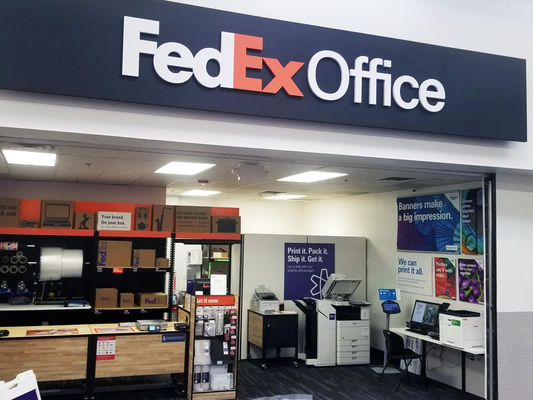 FedEx Office Print & Ship Center - 14.06.19