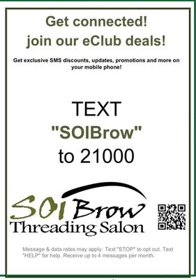 SOI Brow Threading Salon - Mesquite - 31.10.18