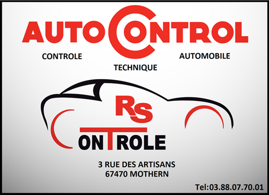 RS CONTROLE - AUTO CONTROL MOTHERN - 03.01.18