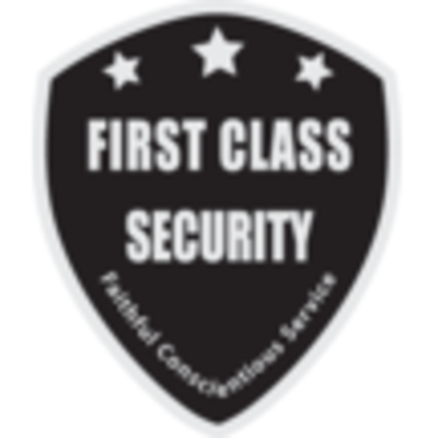 First Class Security - 09.08.18