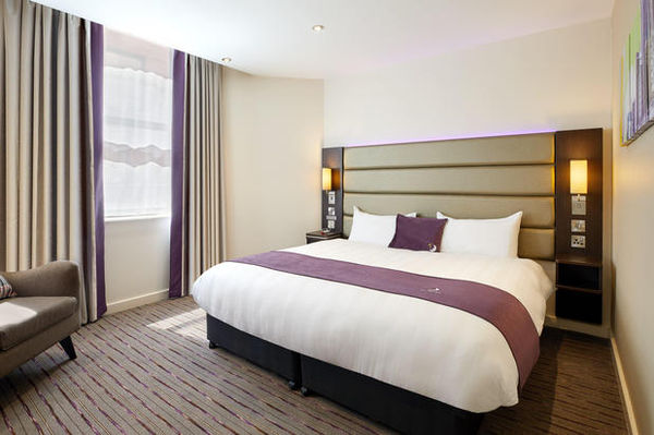 Premier Inn Newcastle City Centre Millennium Bridge hotel - 15.08.19