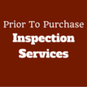 Prior To Purchase Inspection Services - 21.12.17