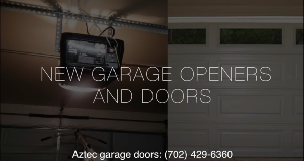 AZTEC GARAGE DOORS AND SERVICES - 24.07.18