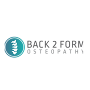 Back 2 Form Osteopathy - 09.10.18