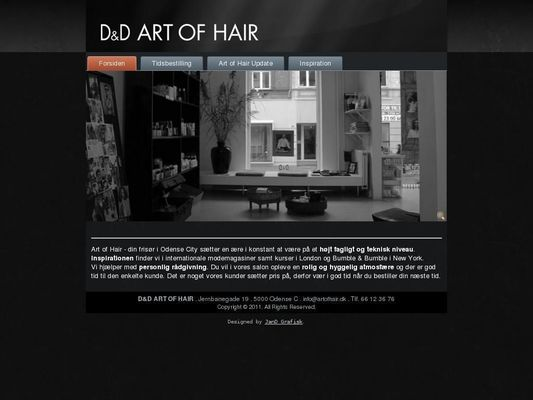 DD-Art Of Hair - 24.11.13