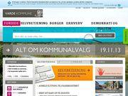 Genbrugspladsen I Oksbøl - 23.11.13